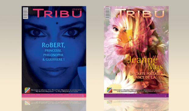 Magazine Tribu Move par Actidis