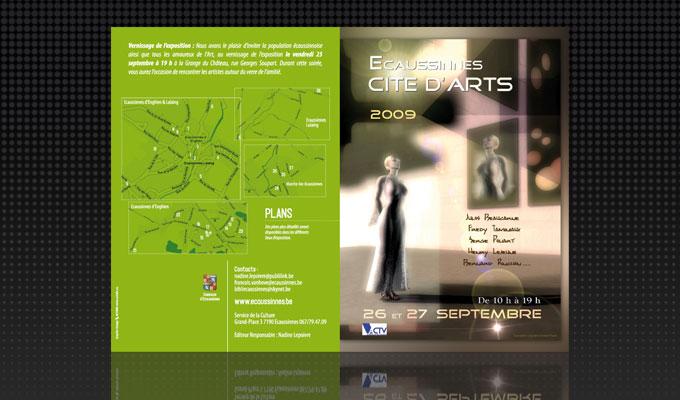 Ecaussinnes Cite d'Arts 2009