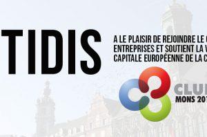 Actidis soutient Mons 2015