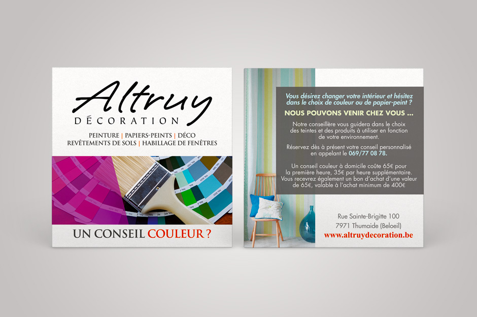 Altruy d coration actidis agence de communication for Altruy decoration thumaide