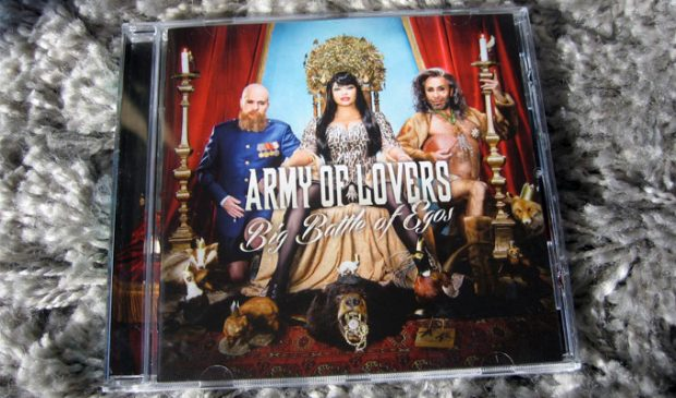 Army Of Lovers par Actidis