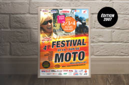 Festival de la Moto Mons par Actidis