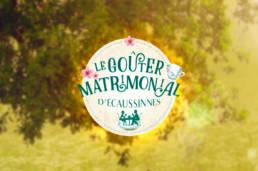 Visuels Goûter Matrimonial par Actidis