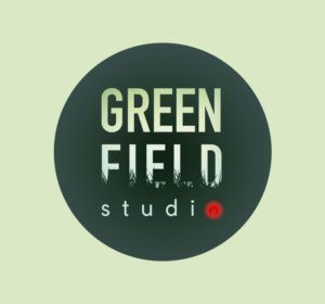 <span>Green Field Studio</span><i>→</i>