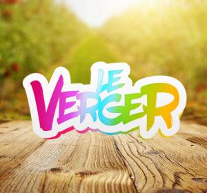 <span>Le Verger</span><i>→</i>