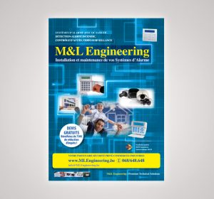 <span>M&amp;L Engineering</span><i>→</i>
