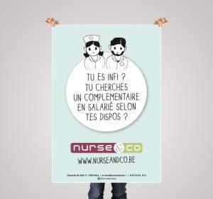<span>Nurse &amp; Co</span><i>→</i>