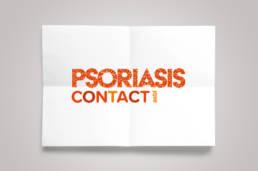 Nouveau logo Psoriasis-Contact par Actidis