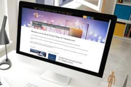 Site internet IBT-BIT par Actidis