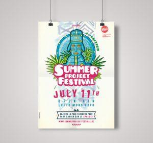 <span>Summer Project Festival</span><i>→</i>