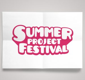 <span>Summer Project Festival</span><i>→</i>
